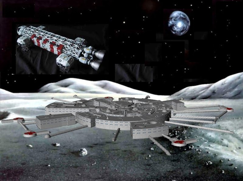 nazi moon base alpha - photo #8