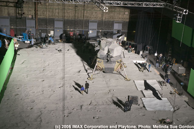 moon landing hoax studio - photo #6